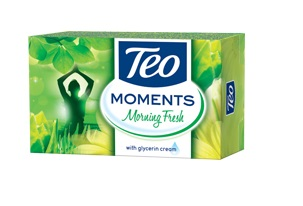 Sapun Teo Moments Morning  100g